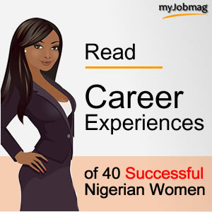 carrer advice of successful nigerian woman