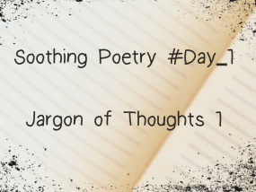 Jargon of Thoughts I
