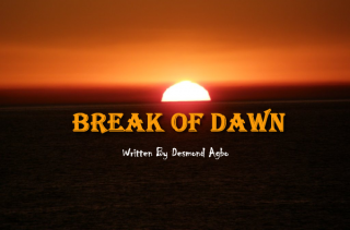 Break Of Dawn