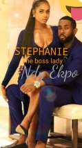 Stephanie,the boss lady